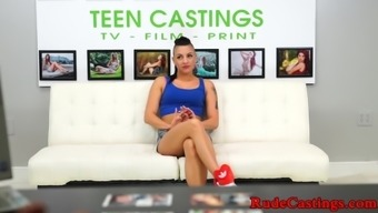 Hardfucked youngster beauty filmed at chosing