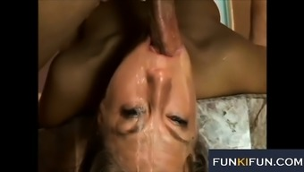 Katie Lenders Obsessed with Ejaculation JIZZOHOLICS COMPILATION Component seventy