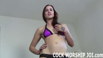 You are going to take every creep of this cock