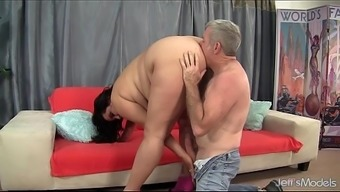 Hot plump mom fucked challenging
