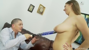 Beautiful Alex Opportunity additionally gets to enjoy a enjoyable cock