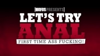 Mofos - Adriana Lynn will try rectum for the very first time